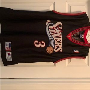 Vintage Champion Iverson Jersey *Great Condition*